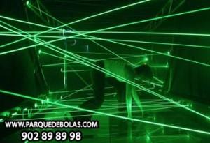 juegos lasers interactivos