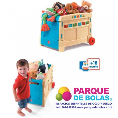 - Cajon para juguetes ...