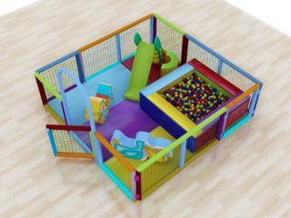 Baby park parque de bolas for Piscina de bolas para bebes
