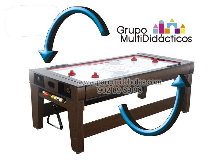 Juego Billar Juego Ping Pong Juego Futbolin Juegos Varios