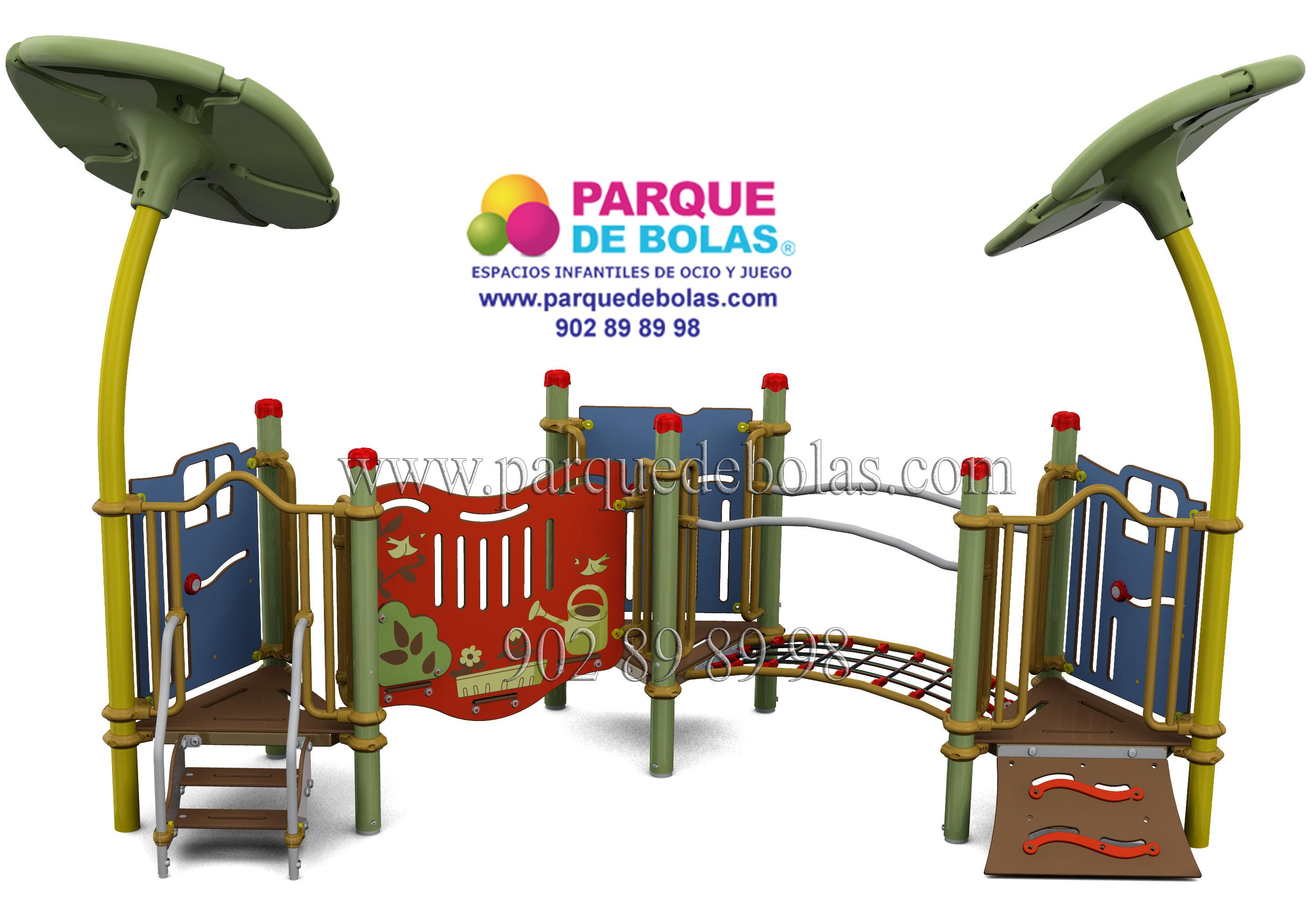 parque infantil madrid