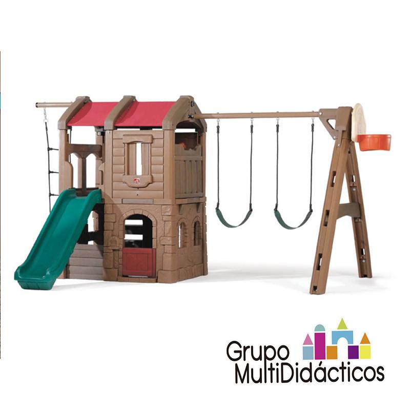 08de25e39 Toboganes, parques infantiles polipropileno (plastico resistente ...